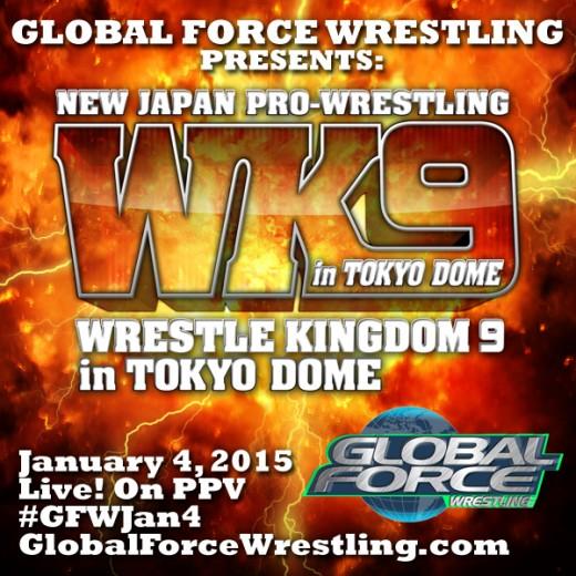 GFW NJPW WK9 INSTAGRAM