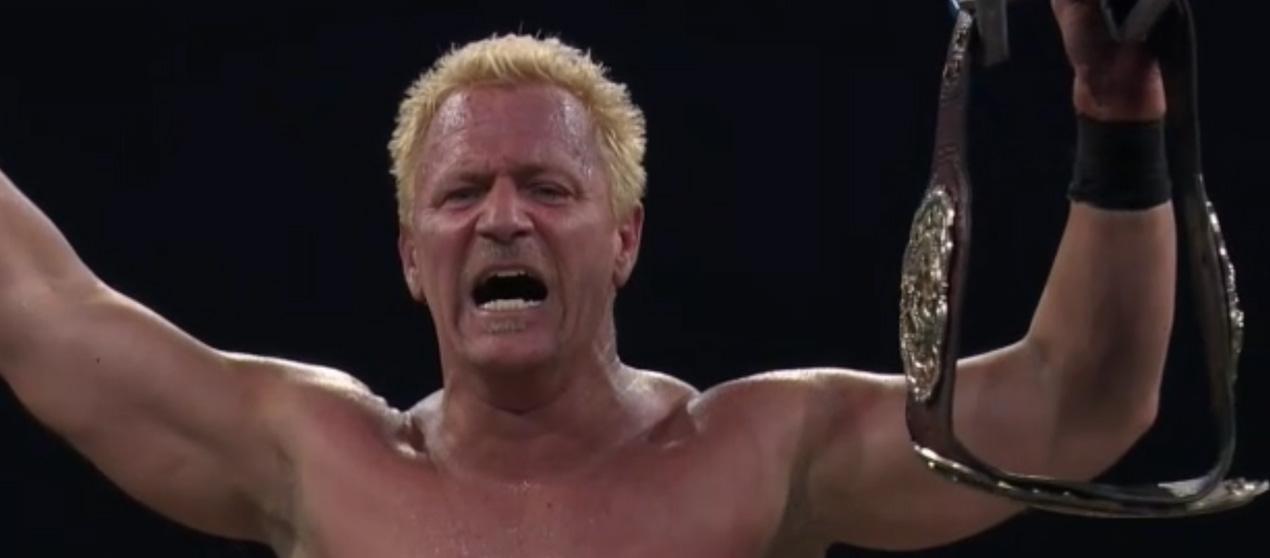 Jeff Jarrett leaves Slammiversary as the King Of The