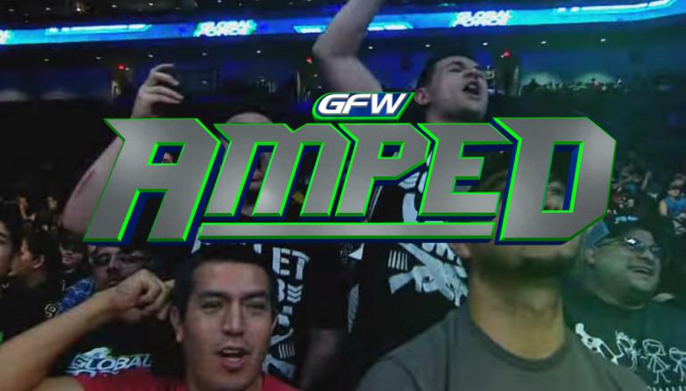 GFW Amped returns to Las Vegas this Friday night!