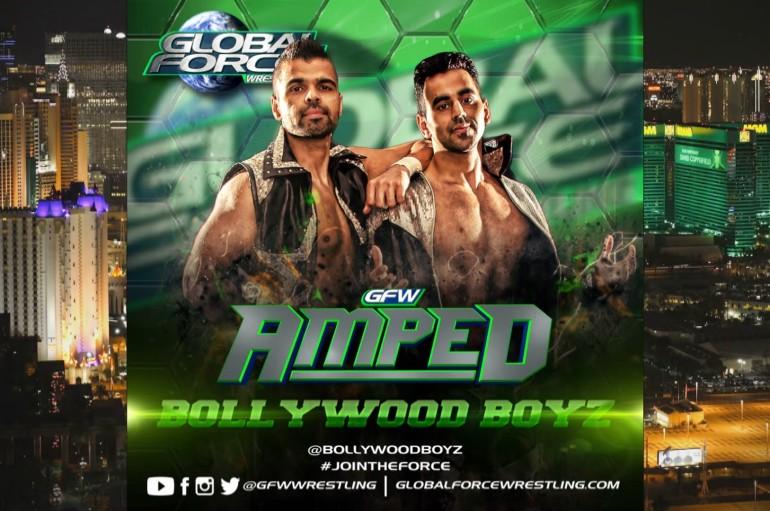 VIDEO: #GFWAmped: Bollywood Boyz – The GFW Tag Team Championship Tournament
