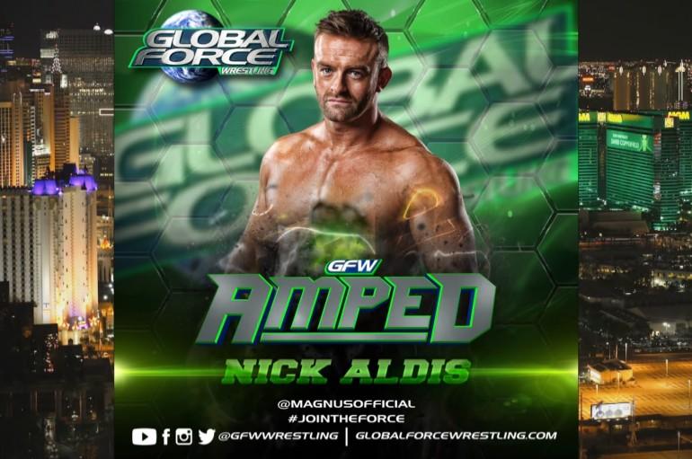 VIDEO: #GFWAmped: Nick Aldis – Are having alternative wrestling brands important?