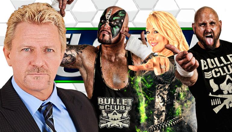 Tonight in Las Vegas: Jeff Jarrett wrestler seminar/tryout, meet The Bullet Club at Las Vegas Fight Shop
