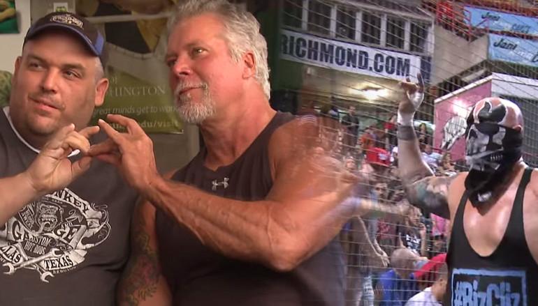 VIDEO: GFW in Richmond, Virginia