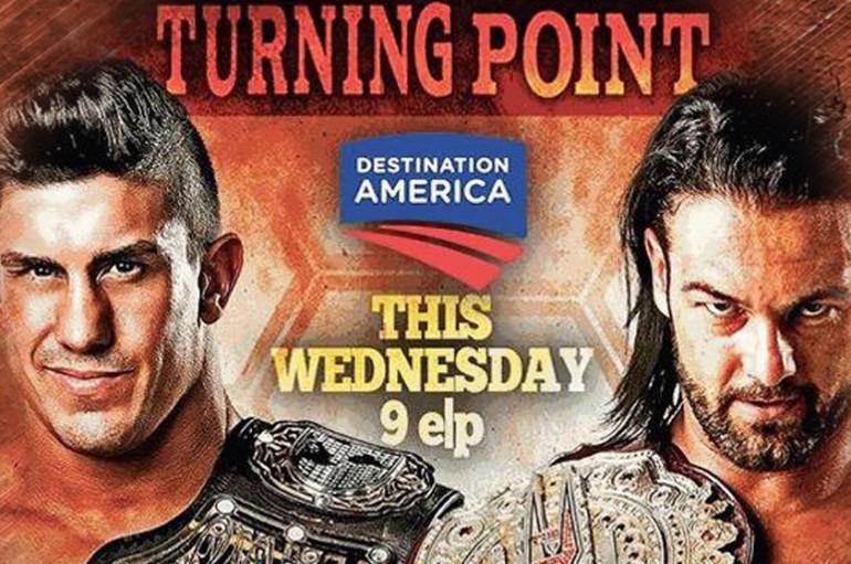#TNAvsGFW heats up this Wednesday night on Destination America