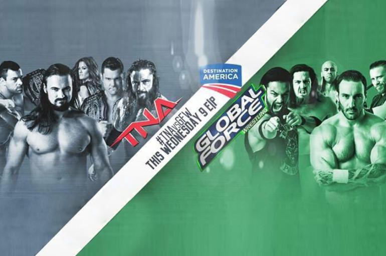 GFW vs. TNA – this Wednesday night on Destination America!
