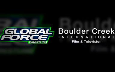 PRESS RELEASE: Global Force Wrestling partners with Boulder Creek International to distribute TV