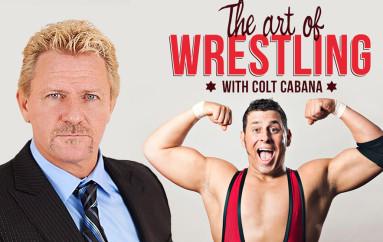 """LISTEN: Jeff Jarrett on """"The Art Of Wrestling With Colt Cabana"""""""