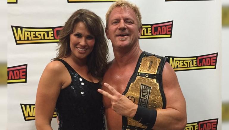 Jeff Jarrett captures the WrestleCade Championship!