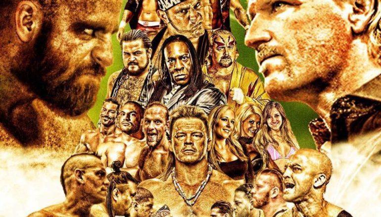 Global Force Wrestling collides with WrestlePro