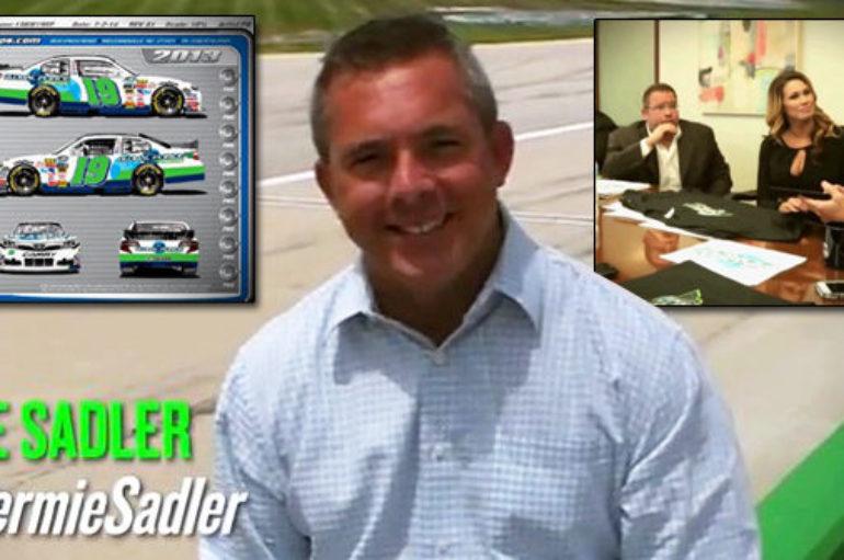 Fox NASCAR's Hermie Sadler talks Global Force Wrestling