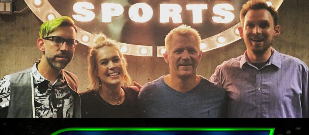 Jeff Jarrett talks GFW on Fox's Wrestling Compadres Slamcast!