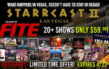 STARRCAST II SET FOR RETURN TO FITE.TV